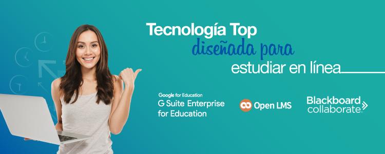 02 Tecnologías Top diseñada para edcación en  línea-UIN