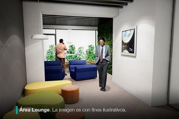 Área-Lounge