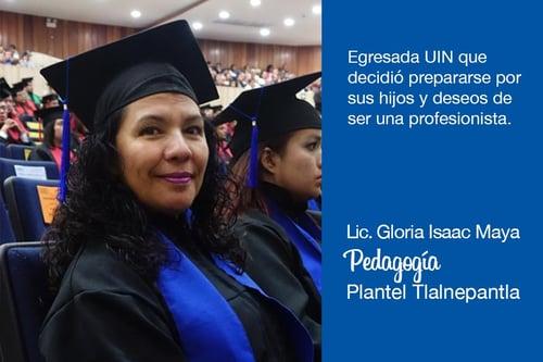 Gloria-Isaac-Maya