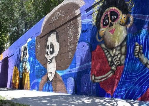 Coco- Mural - El Puntero