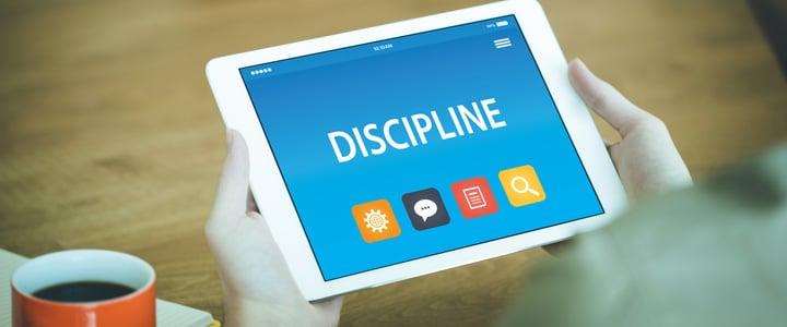 Continuar tu educación durante la contingencia te ayuda a tener mejor disciplina