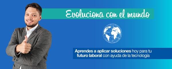 Evoluciona con el mundo-UIN