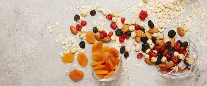 Los frutos secos fortalece el sistema inmunológico