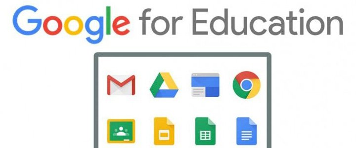 Prepárate desde casa con herramientas como Google For Education y Blackboard