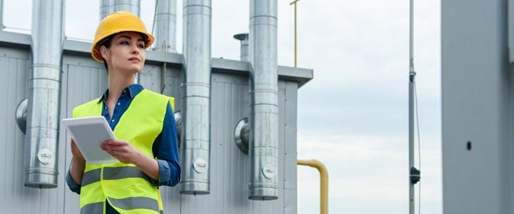 Los ingenieros industriales pueden trabajar en puestos de seguridad industrial