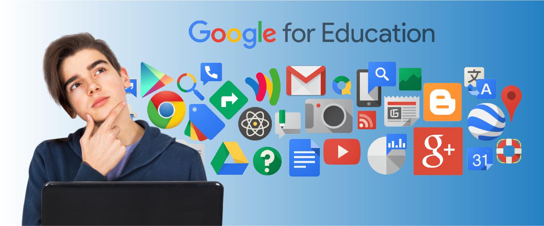 Google for Education para estudiar en línea
