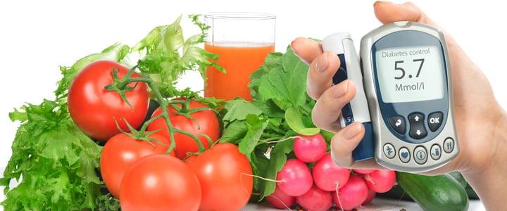 La nutrición puede prevenir y controlar enfermedades como la diabetes
