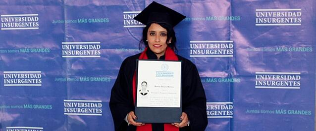 Egresados Universidad Insurgentes