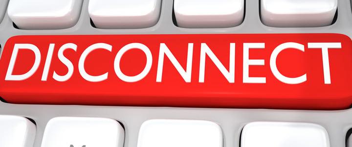 Desconéctate y date tiempo de tus clases en línea