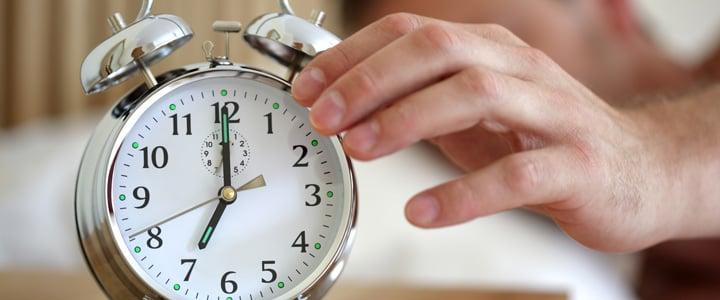 Deja tiempo para ti en las mañanas antes de tus clases en línea