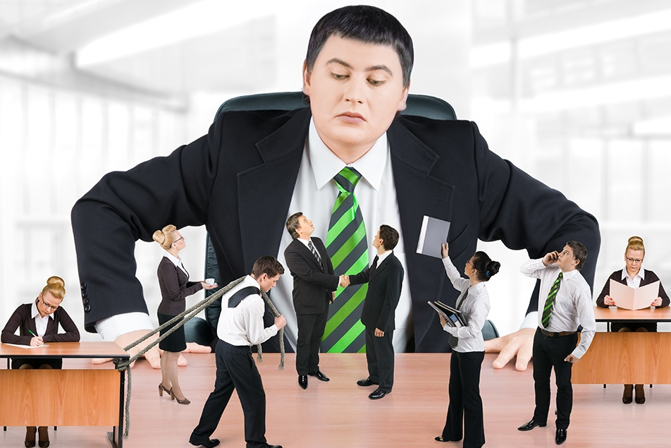 Micromanager: el jefe que no deja respirar