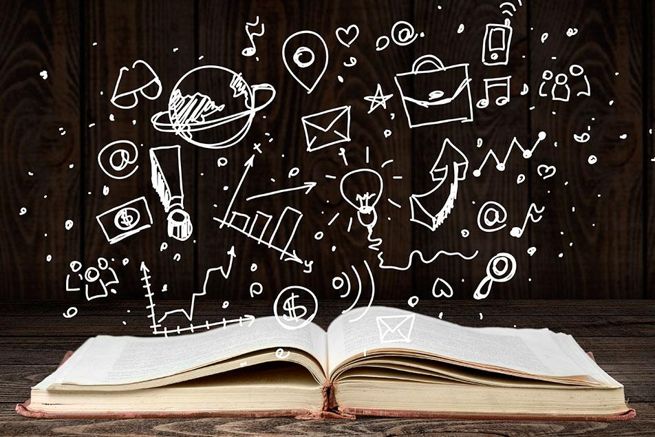 Estudiar y ______
