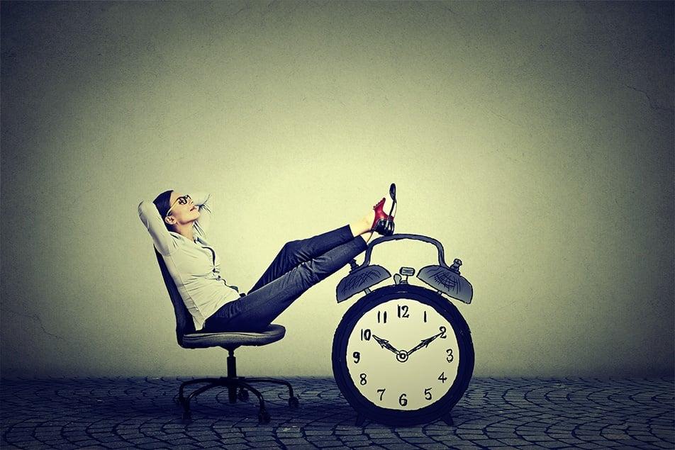 Extendiendo segundos: cómo aprovechar el tiempo libre