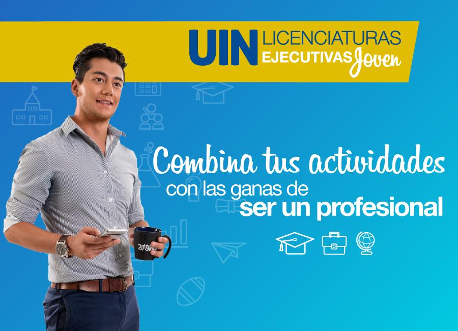 Licenciaturas Ejecutivas Joven