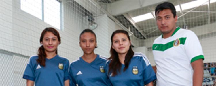 Selección Cuautitlán Femenil